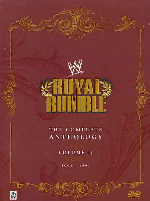 WWE ROYAL RUMBLE:COMPLETE ANTHOLOGYV2 (DVD)